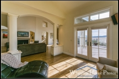 Great room, 1242 Brighton Crest, Bellingham, WA. © 2015 Mark Turner