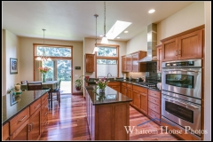 Kitchen, 1430 Eastwood Way, Lynden, WA. © 2016 Mark Turner