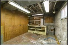 Basement workshop, 715 15th Street, Bellingham, WA. © 2016 Mark Turner