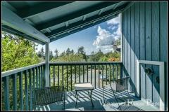 Deck off living room, 2618 Erie St., Bellingham, WA. © 2016 Mark Turner