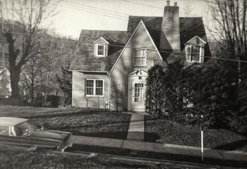 Turner home 1961
