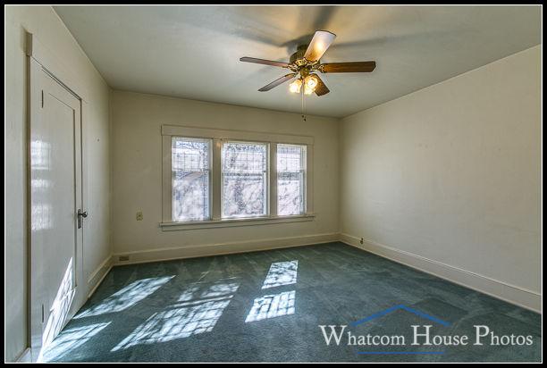 South bedroom, 715 15th Street, Bellingham, WA. © 2016 Mark Turner