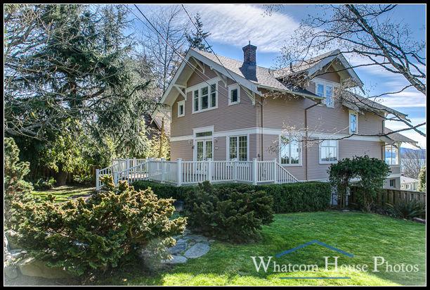 Backyard, 715 15th Street, Bellingham, WA. © 2016 Mark Turner