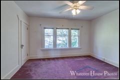 East bedroom, 715 15th Street, Bellingham, WA. © 2016 Mark Turner