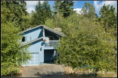 Front exterior elevated view, 2618 Erie St., Bellingham, WA. © 2016 Mark Turner